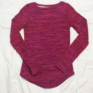 Juicy Couture Long Sleeve Shirt with Cutout